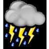 Sağanak Yağmurlu